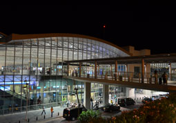 Larnaca Airport Station.