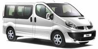 Fullsize - Passenger Van